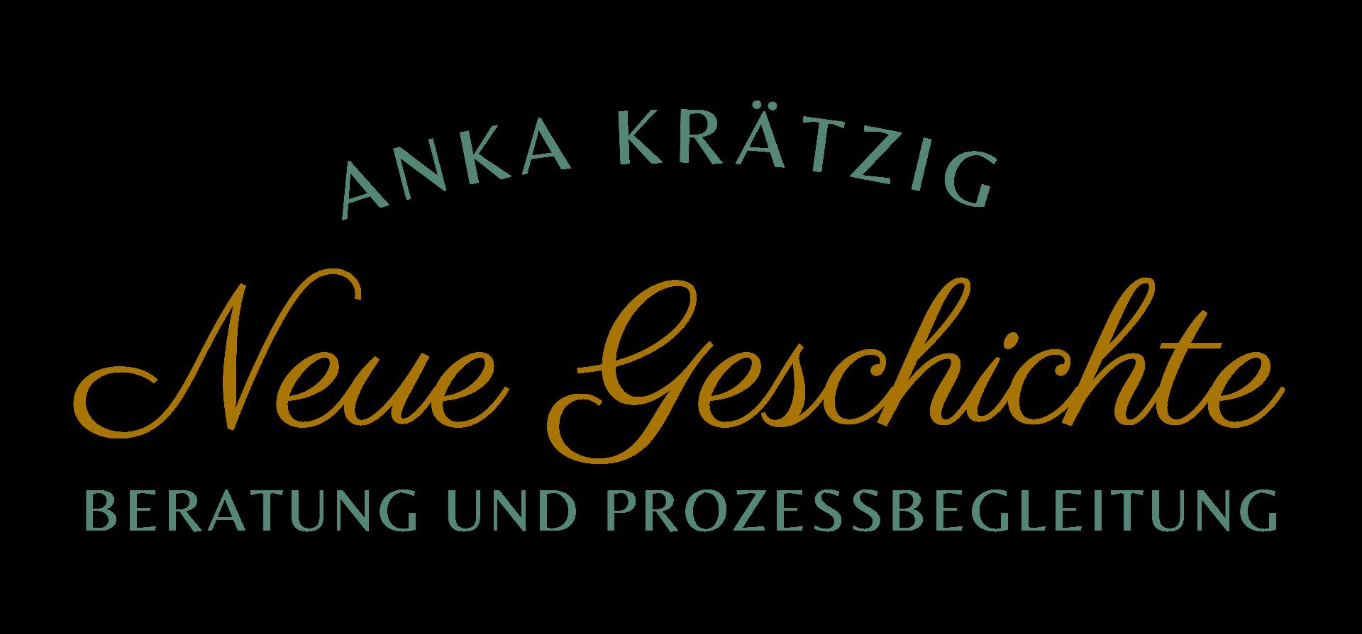 Anka Krätzig// Neue Geschichte